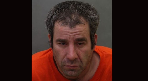 Police have released this photo of 43-year-old Toronto resident Valland Spolarich, who was found dead in a Dovercourt Park home on Tuesday night. (Toronto Police Service handout)