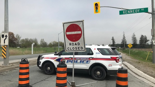 One person dead after Whitchurch-Stouffville collision