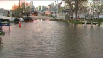 Toronto, islands, flooding