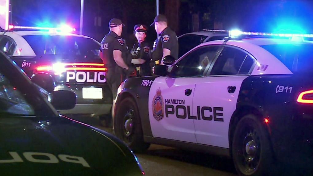 Homicide investigation underway in Hamilton; man in custody