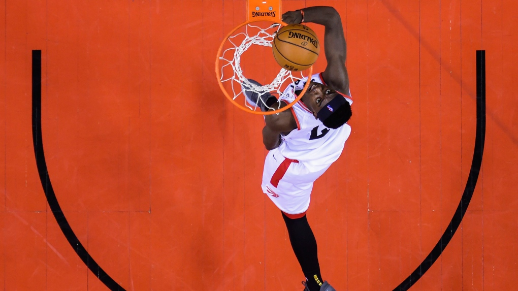 Raptors' Pascal Siakam named NBA's most improved player