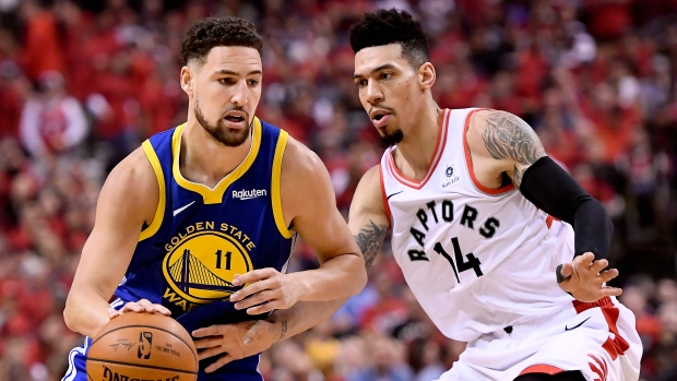 Raptors and Warriors gear up for Game 3