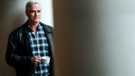 """Actor Paul Gross poses for a photograph for the new film """"Tales of the City"""" in Toronto on Tuesday, May 28, 2019. THE CANADIAN PRESS/Nathan Denette"""