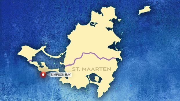 Canadian shot in St. Maarten dies