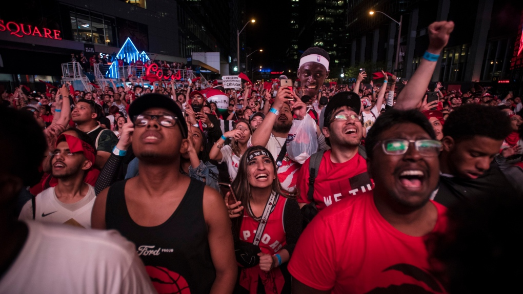 City preparing for huge crowds downtown for Game 5 of NBA Finals
