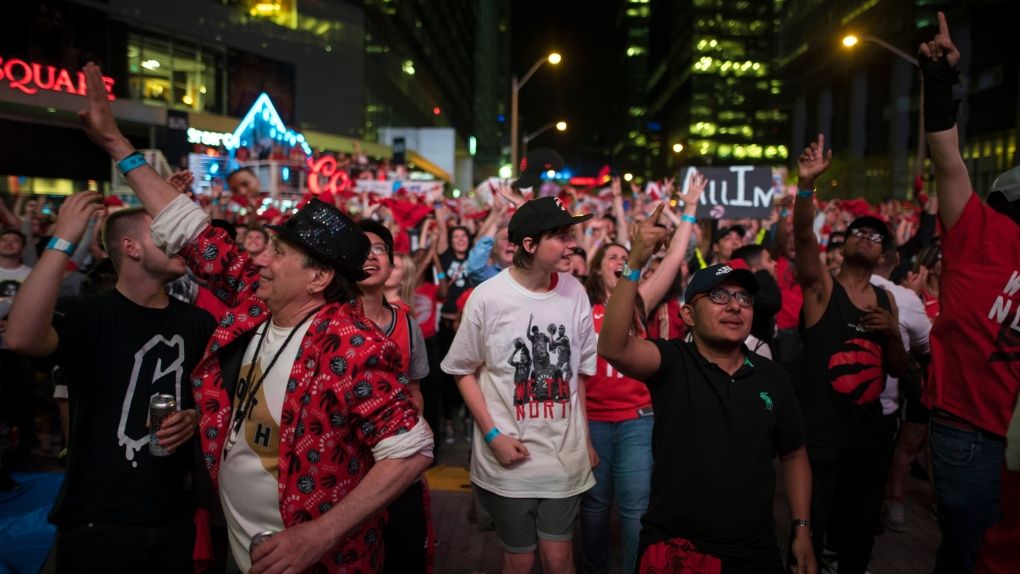 Police know 'how big this monster is going to be,' Saunders says of potential Raps celebration