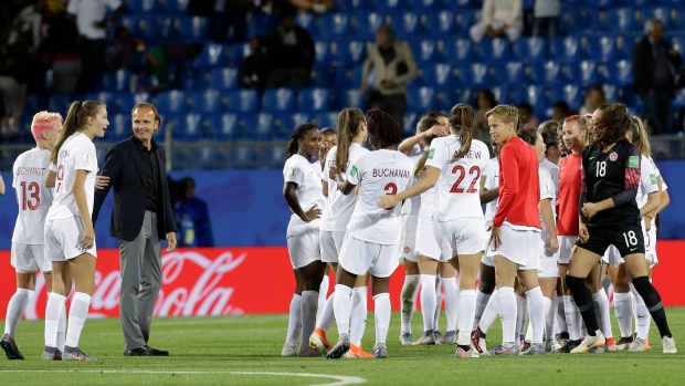 Super Falcons deliver #DemocracyDay Gift, defeat South Korea 2 - 0 at #FIFAWWC
