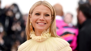 "In this May 6, 2019, file photo, Gwyneth Paltrow attends The Metropolitan Museum of Art's Costume Institute benefit gala celebrating the opening of the ""Camp: Notes on Fashion"" exhibition in New York. (Photo by Evan Agostini/Invision/AP, File)"