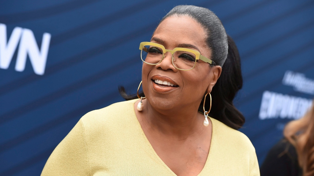 Oprah's Toronto appearance gets cancelled due to NBA Finals