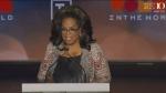 Oprah no go