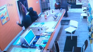 Cellphone store robberies