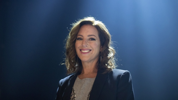 Sarah McLachlan is pictured at the Juno Awards Nominations event in Toronto on Tuesday, January 29, 2019. The 12-time Juno Award winner will host this year's awards show. THE CANADIAN PRESS/Chris Young