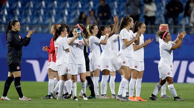 Canada women world cup