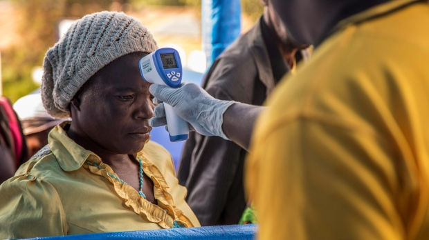 Rwanda closes border with DRC over deadly Ebola outbreak
