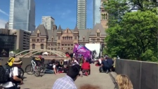 Nathan Phillips Square shooting