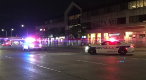 A stabbing in Mississauga sent one male to hospital with serious injuries. (Mike Nguyen/ CP24)
