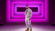 "A new wax figure of recording artist Drake appears at Madame Tussauds in Las Vegas, Nevada in an undated handout photo. Drake's Las Vegas residency is already a drawing his fans to Sin City, but now they'll have a chance to get even closer to one of his most meme-worthy performances. Madame Tussauds Las Vegas has unveiled a new wax figure in Toronto rapper's likeness that places him on the set of his famous ""Hotline Bling"" music video. THE CANADIAN PRESS/HO - Madame Tussauds Las Vegas, Key Lime Photography"