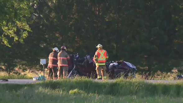 Crash near Kitchener leaves 3 dead, injures child | CP24 com