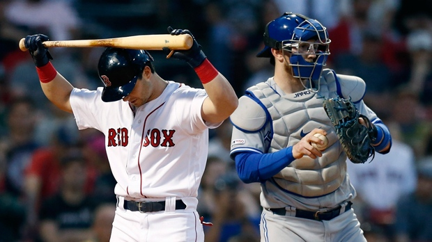 Blue Jays rally from six-run deficit, top Red Sox 8-7 | CP24 com