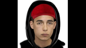 A composite sketch of a suspect wanted in a brazen daytime sex assault in Aurora on June 24, 2019 is shown. (YRP)