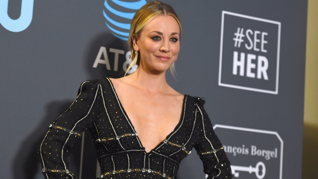 Kaley Cuoco signs dramatic deal with Warner Bros
