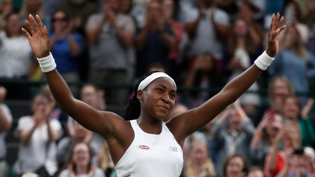 Teenager Gauff backs up Venus win to reach third round