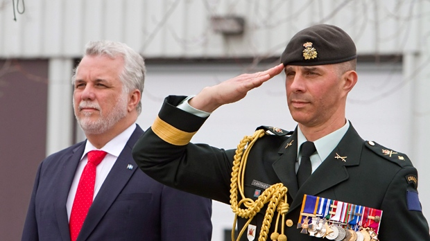 Canadian Army chief becomes military's 2nd in command after shuffle