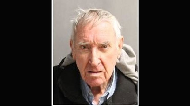 Earl Molyneaux, 79, is seen in this police handout. (Toronto Police Service)