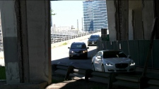 Yonge-Bay-York off-ramp