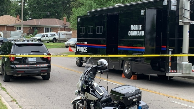 Two people shot dead in Brantford: police