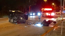 Etobicoke crash