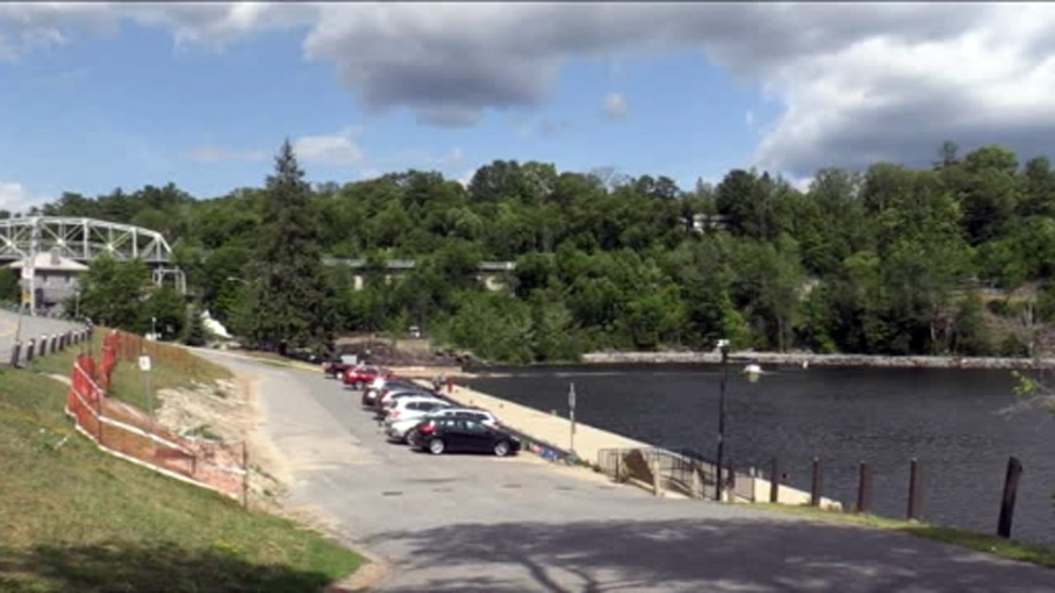 A man has been pronounced dead after being pulled from the Muskoka River at Bracebridge Bay Park Sunday July 21, 2019.