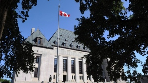 The Supreme Court of Canada in Ottawa on Tuesday, July 10, 2012. THE CANADIAN PRESS/Sean Kilpatrick