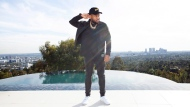 Boi-1da poses for a portrait in Los Angeles on Jan. 24, 2019. A spokesman for a city east of Toronto says the mayor will be meeting with famed producer Boi-1da next week to discuss his and frequent collaborator Drake's complaints about slow internet service. THE CANADIAN PRESS/AP, Rebecca Cabage-Invision