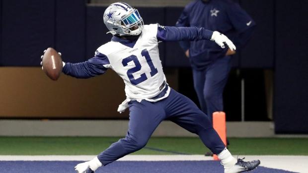 2a23822c Cowboys' Jerry Jones seems worry-free over Elliott holdout | CP24.com