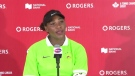 Williams, who's logged 72 career titles over the 24 years since that first match, is competing at the Rogers Cup this week for the first time since 2015.