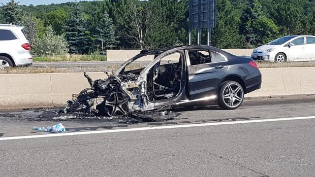 Scarborough man injured in Highway 401 crash dies in