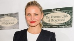 "Actress Cameron Diaz attends a book signing to promote her new book, ""Longevity Book"", at Bookends on Thursday, April 7, 2016, in Ridgewood, N.J. (Photo by Christopher Smith/Invision/AP)"