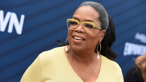 Oprah Winfrey arrives at THR's Empowerment in Entertainment Gala at Milk Studios on Tuesday, April 30, 2019, in Los Angeles. (AP, Jordan Strauss/Invision)