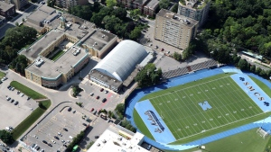 St. Michael's College School is seen. (CTV News Toronto Chopper)