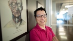 Kang Lee, shown in a handout photo, a professor and research chair in developmental neuroscience at University of Toronto, is developing a smartphone app that he says can monitor blood pressure by analysing a short selfie video. THE CANADIAN PRESS/HO-Johnny Guatto, U of T News