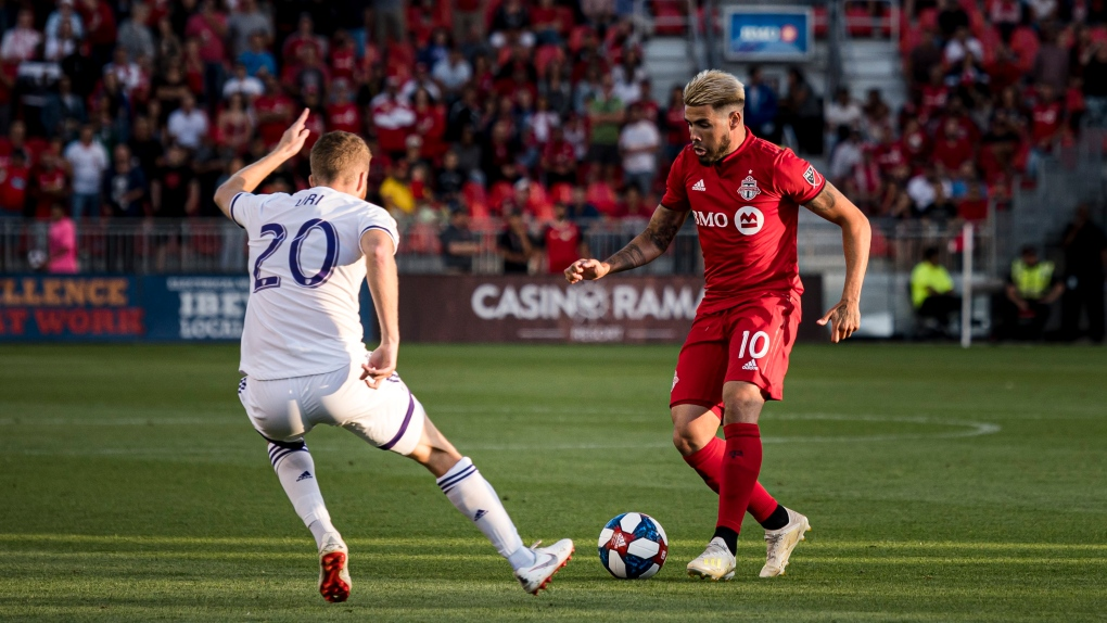 Toronto FC settles for home tie against Orlando