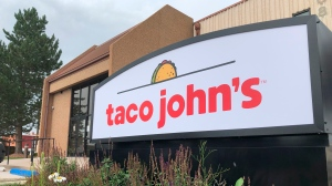"Taco John's has owned the trademark to ""Taco Tuesday"" since 1989 and calls the term part of its ""DNA."" Some say the term has become so common that Taco John's can't legitimately continue to claim it. (AP Photo/Mead Gruver)"