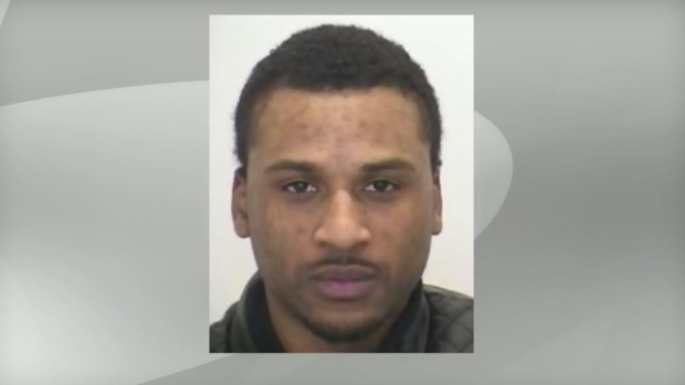 Peel police said they have arrested 31-year-old Michael Cleghorn who allegedly shot and seriously injured a woman, and stole a police cruiser in Mississauga in August. (Peel police)