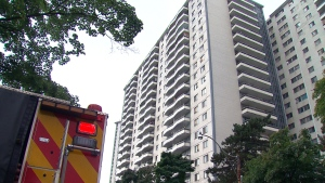 Tenants will be allowed to return to 650 Parliament starting in March