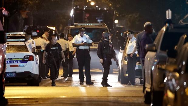 Philadelphia gunman