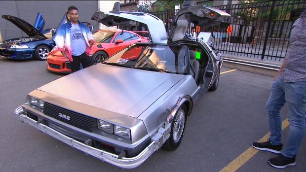Classic cars on display at Wheels on the Danforth | CP24.com