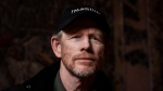 FILE - This April 30, 2019 photo shows filmmaker Ron Howard posing for a portrait in New York.  (Photo by Christopher Smith/Invision/AP)