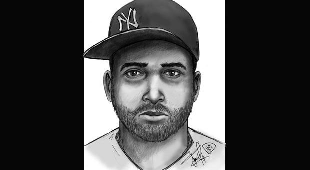 Police have released this composite image of a suspect wanted in three sexual assaults in Toronto and Collingwood. (Toronto police handout)