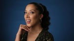 "FILE - In this Wednesday, July 24, 2019, file photo, Robin Thede, the creator, star and executive producer of the HBO comedy series ""A Black Lady Sketch Show,"" poses for a portrait during the 2019 Television Critics Association Summer Press Tour at the Beverly Hilton, in Beverly Hills, Calif. The actress-comedian is breaking new ground with her HBO comedy series, which airs Friday nights. (Photo by Chris Pizzello/Invision/AP, File)"